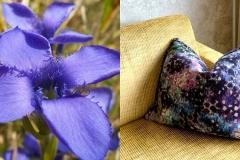 Vom Enzian bis zur Kornblume: Lila-Akzente im Interior