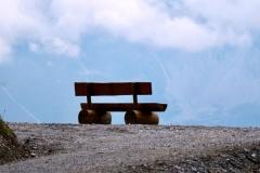 Einsame Glücksmomente auf dem Fisser Höhenweg