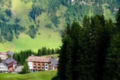 Das Hotel Goldener Berg liegt auf ca. 1.700 Höhenmetern – und mitten in einem starken Kraftort.
