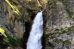 Gößnitz-Wasserfall